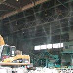 産業処理施設