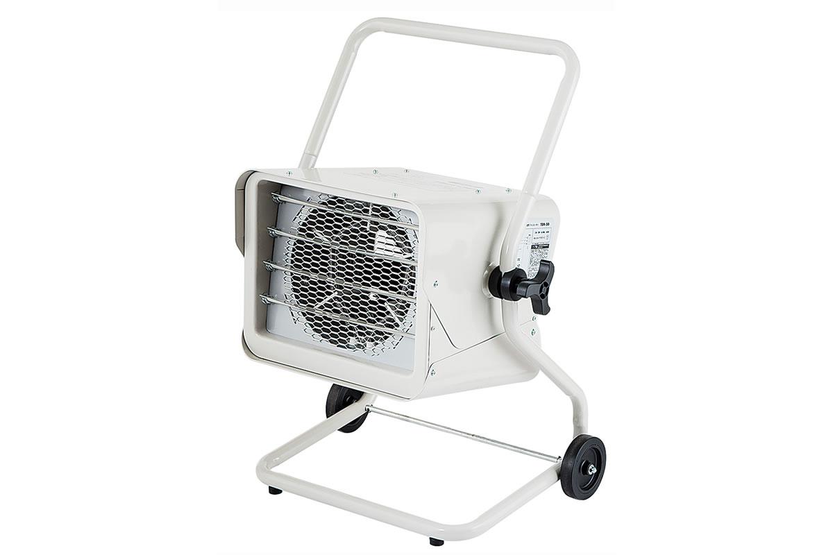 電気ファンヒーターTEH-50