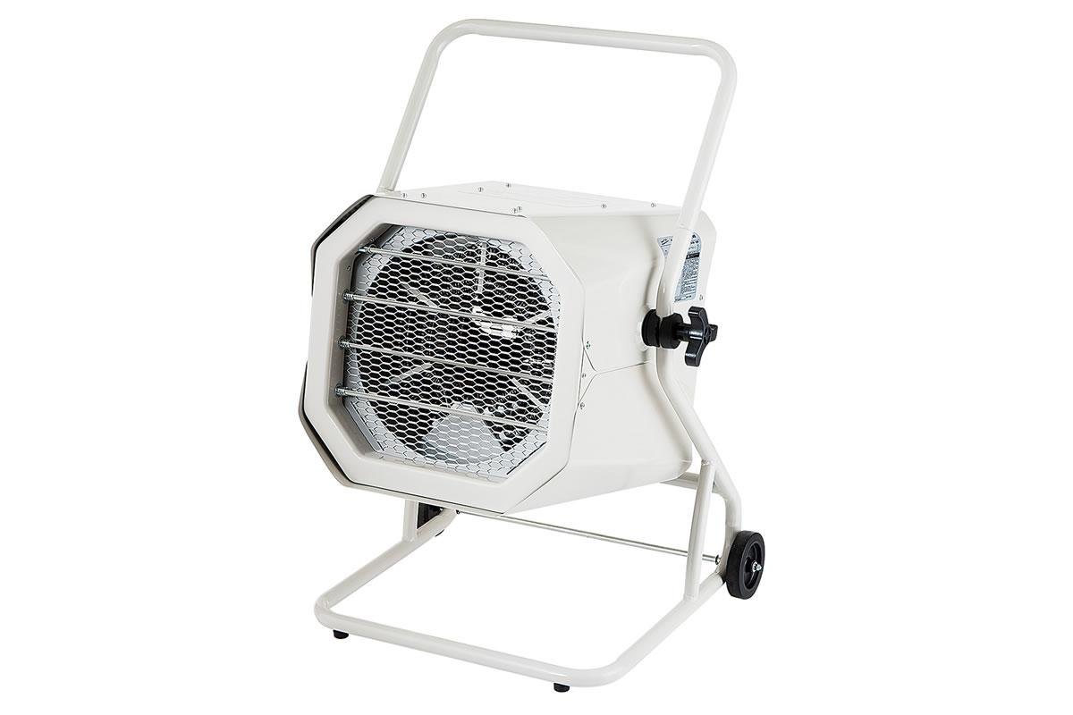 電気ファンヒーター THE-100